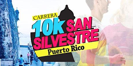 Carrera 10K San Silvestre-Puerto Rico tickets