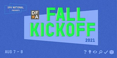 DFA Fall Kickoff 2021 tickets
