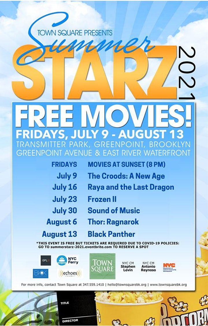 SummerStarz Movies 2021 image
