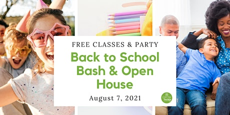 Back to School Bash & Open House tickets