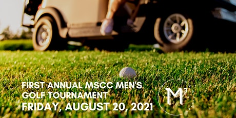 MSCC M3 (Men's Ministry) Golf Tournament tickets