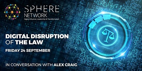 Digital Disruption of The Professions tickets