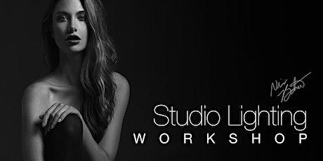 Exclusive Studio Lighting Workshop, Portland tickets