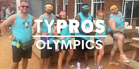 TYPROS Olympics 2021 tickets