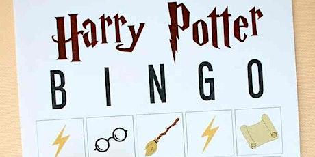 Harry Potter Birthday Bingo Online billets