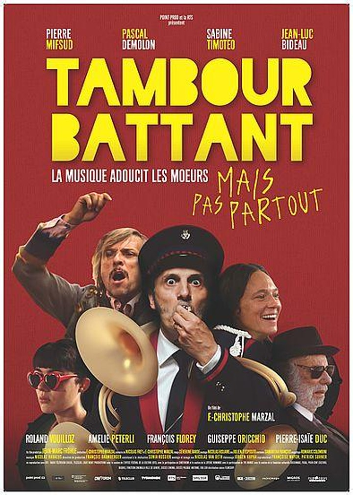 Film: Tambour Battant / Roll the Drum! by François-Christophe Marzal image
