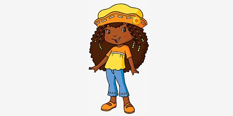 60min Learn to Draw Characters: Orange Blossom @2PM (Ages 5+) tickets