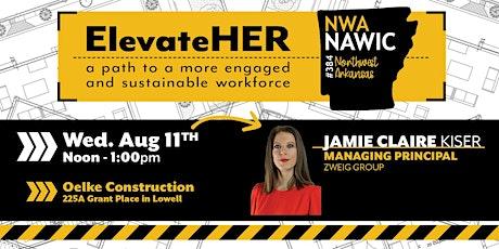 NWA NAWIC Meeting - ElevateHER tickets