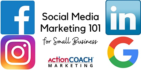 Social Media Marketing 101 for Small Business tickets