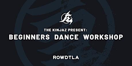 Summer in the City : Beginner Level Choreo Class : Wednesdays 6:30pm tickets