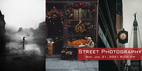 Street Photography tickets