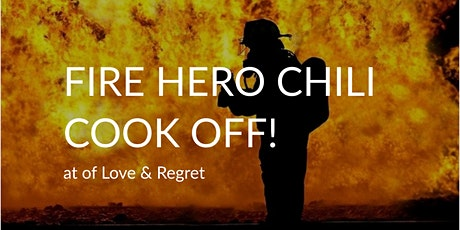 Fire Hero Chili Cook Off tickets