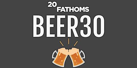Beer30 tickets