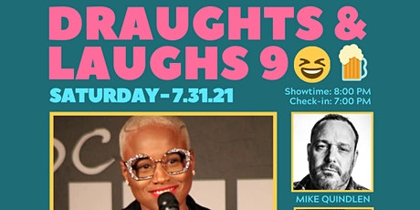Draughts & Laughs9 -SPECIAL EVENT at Checkerspot Brewing Co. - PARIS SASHAY tickets