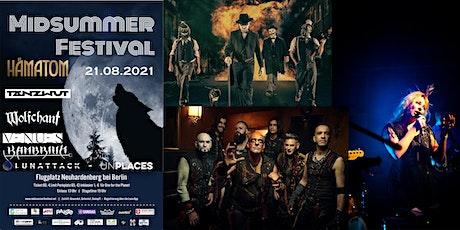 Midsummer Festival Tickets