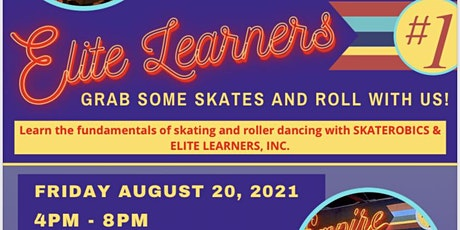 Elite Learners, Inc. Skate Night. tickets