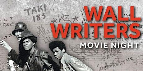 "Movie Night! Film Screening of ""Wall Writers""! tickets"