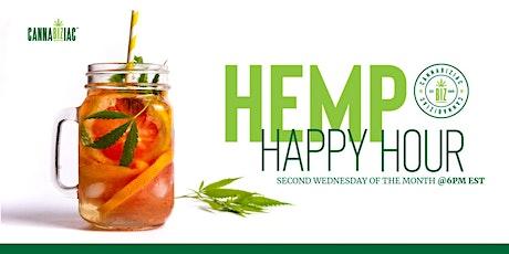 October Hemp Happy Hour tickets