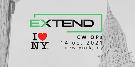 CW Ops NYC - 3 Events in 1 tickets