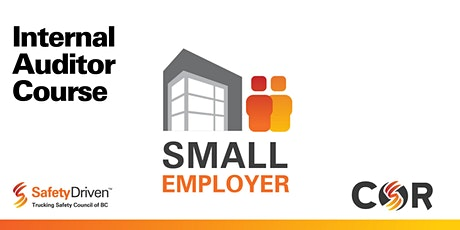 Small Employer Internal Auditor Course - Online - Sep tickets