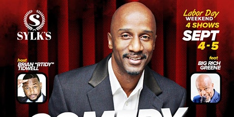 Dinner and Comedy Starring Damon Williams tickets