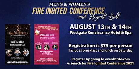 Fire Ignited Conference 2021 tickets