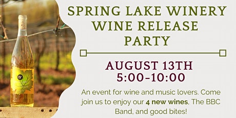 Wine Release Party tickets