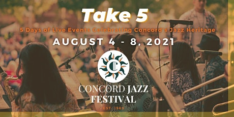 Jazz at the Concord Visitor's Center tickets