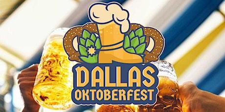 Dallas Oktoberfest tickets
