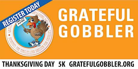 2021 Grateful Gobbler 5K tickets