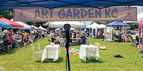 OPEN MIC @ Art Garden KC tickets
