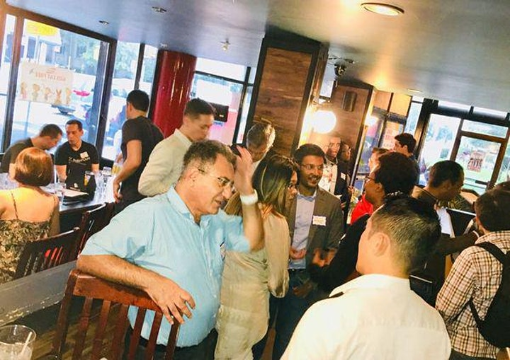 Amsterdam's Business, Tech & Entrepreneur Professional Networking Soriee image