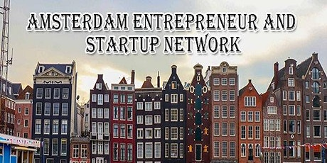 Amsterdam's Business, Tech & Entrepreneur Professional Networking Soriee tickets