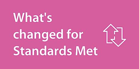 DSPT - How to Reach Standards Met Webinar tickets