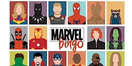 Marvel Bingo Night Online tickets