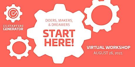 Virtual Youth Entrepreneurship Workshop for Teachers & Students tickets