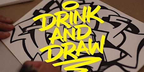 Ras Terms Exhibition Closing. DRINK N' DRAW w PHD, CYST, BLUR16, & G-WIZ! tickets