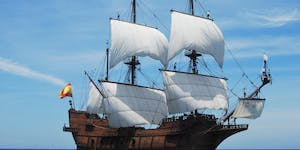 SailMaine Tall Ships® Ball on El Galeon Andalucia