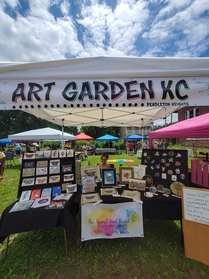 OPEN MIC @ Art Garden KC image
