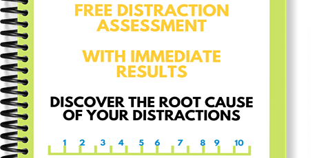 Introducing the Distraction Assessment .  Practical Tools for Productivity tickets