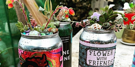Propagating 101 and Fairy Garden Crafts tickets