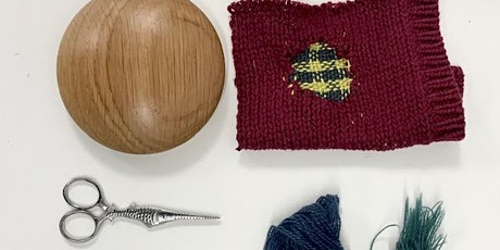 Darn It! - An Introduction to Darning Workshop tickets
