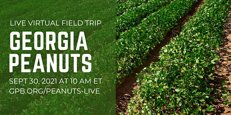 GPB Live Exploration: Georgia Peanuts (TV/Online Event) tickets