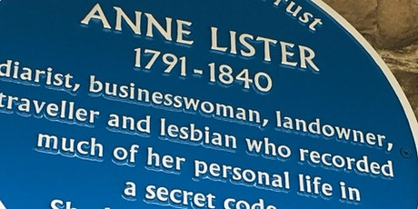 An Evening with Helena Whitbread. Anne Lister's Love Life before Ann Walker tickets