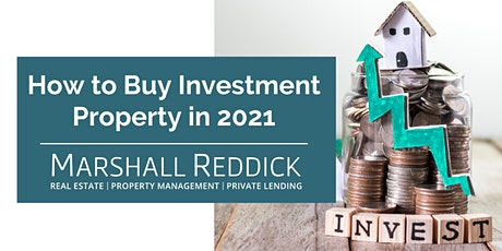 How to Buy Investment Property in 2021 tickets