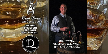 2021 ADI Conference pre-event: Bourbon Palate Training w/ Distilled Living tickets