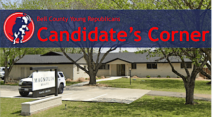 Young Republicans August Candidate Corner tickets