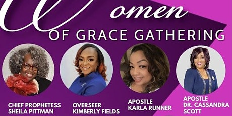 Women of Grace Conference tickets