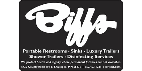 Biffs Inc RV Pump/Fill at Twin Cities Summer Jam at Canterbury Campground tickets