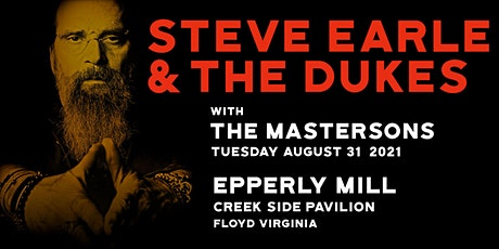 Steve Earle and The Dukes tickets